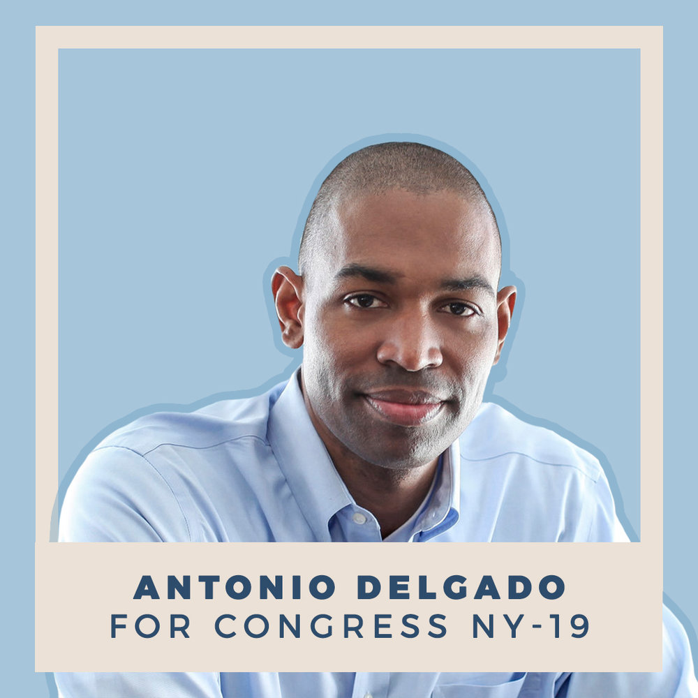 Antonio Delgado for Congress NY-19