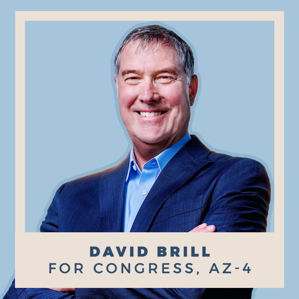 David Brill for Congress, AZ-04