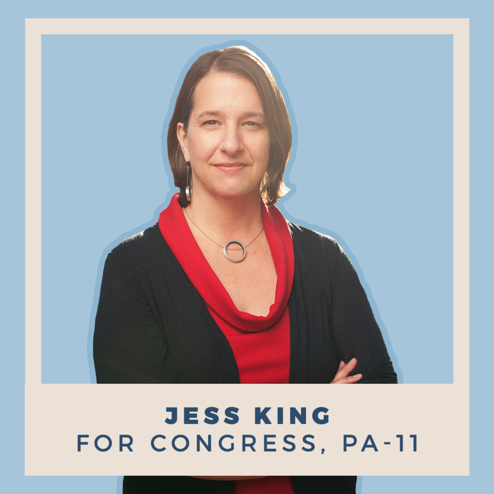 Jess King for Congress, PA-11