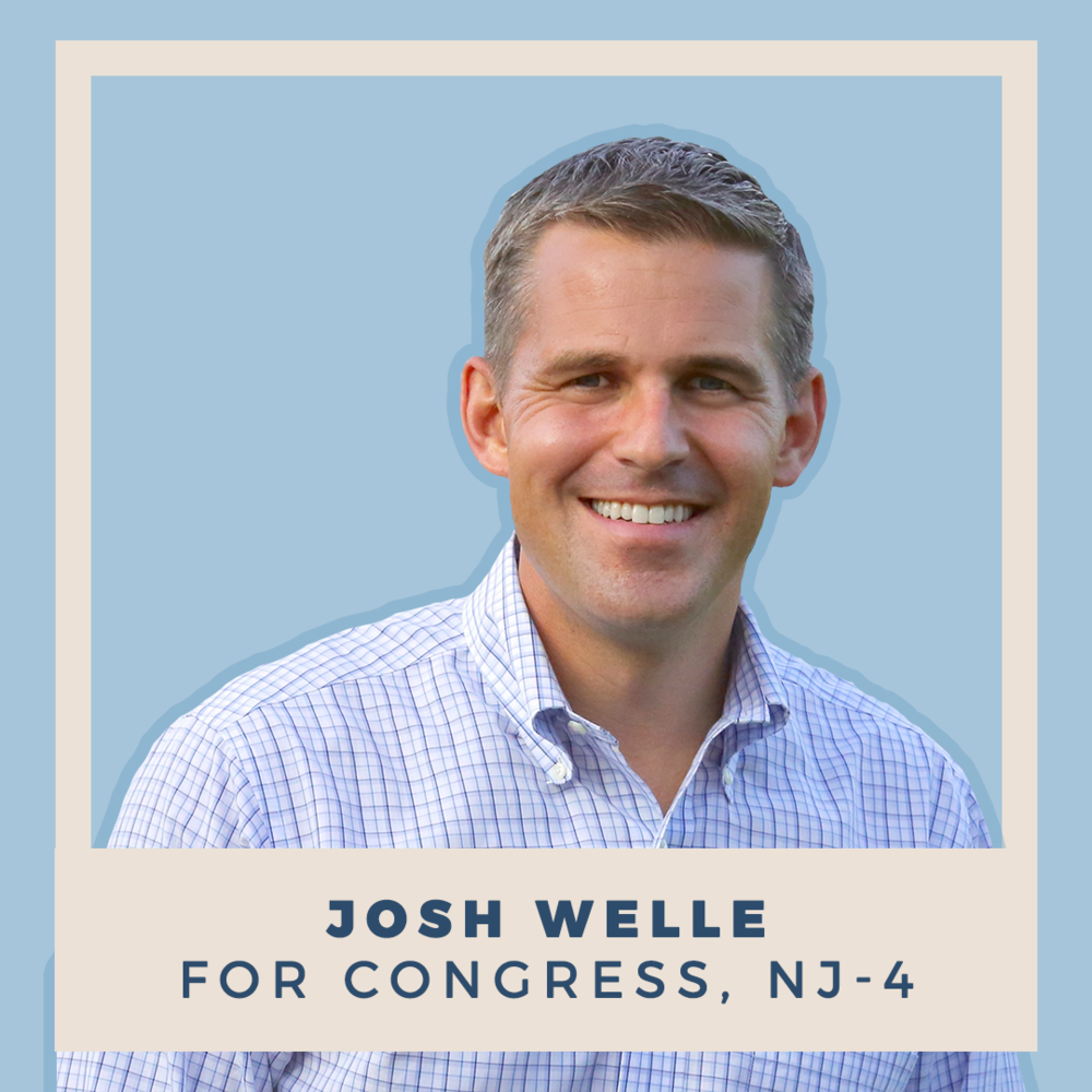 Josh Welle for Congress, NJ-04
