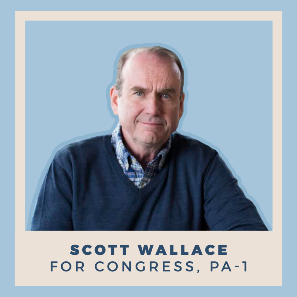 Scott Wallace for Congress, PA-01