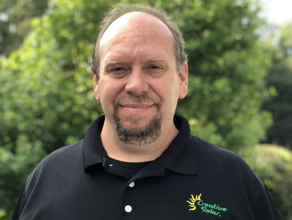Chris McMahan   Solar Consultant