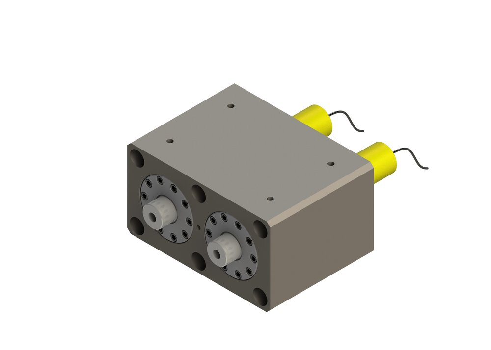 dual hydro-form cylinder