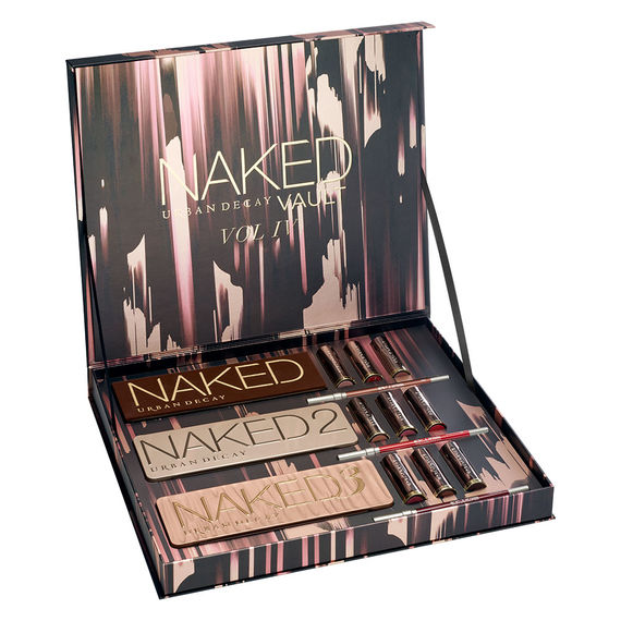Urban Decay Naked Vault Volume 4 Sephora