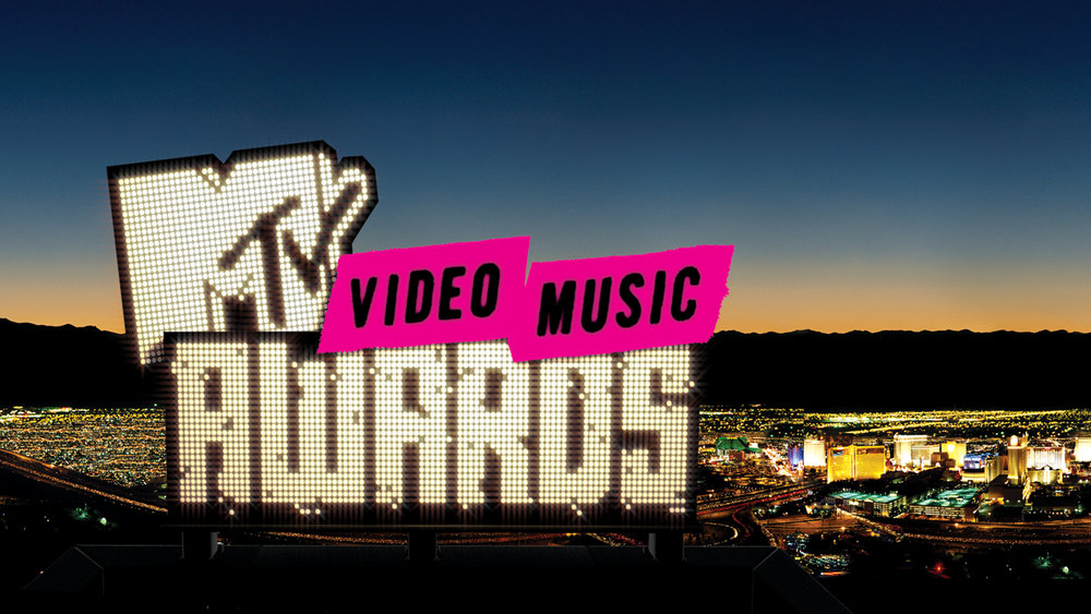 MTV VMA LOGO DESIGN