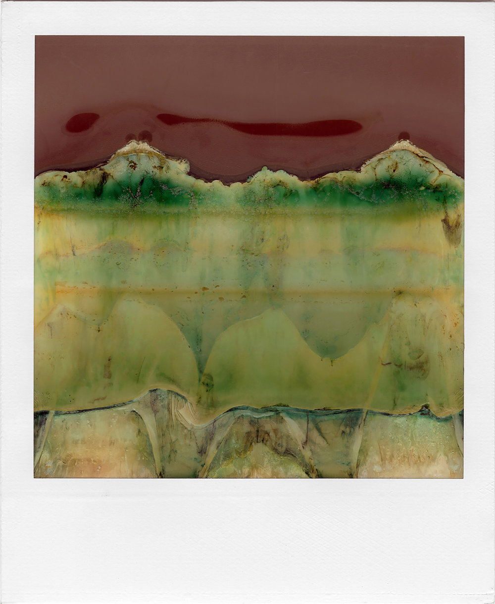 Ruined Polaroid #19