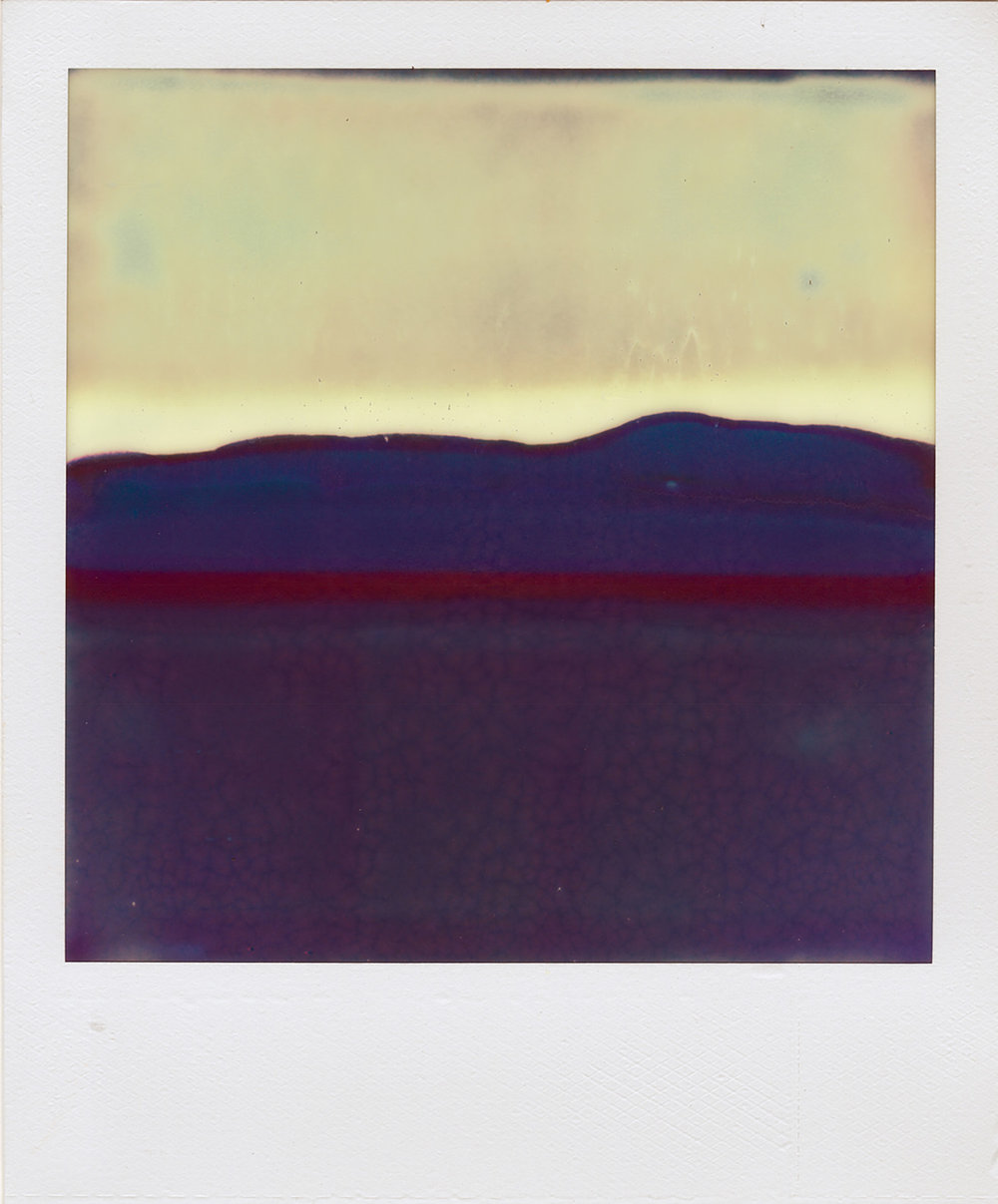 Ruined Polaroid #3