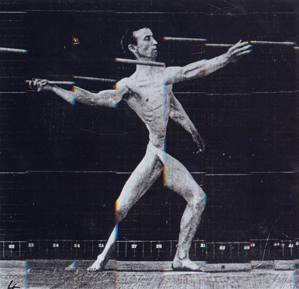 Eadweard Muybridge Motion Study Motion Study