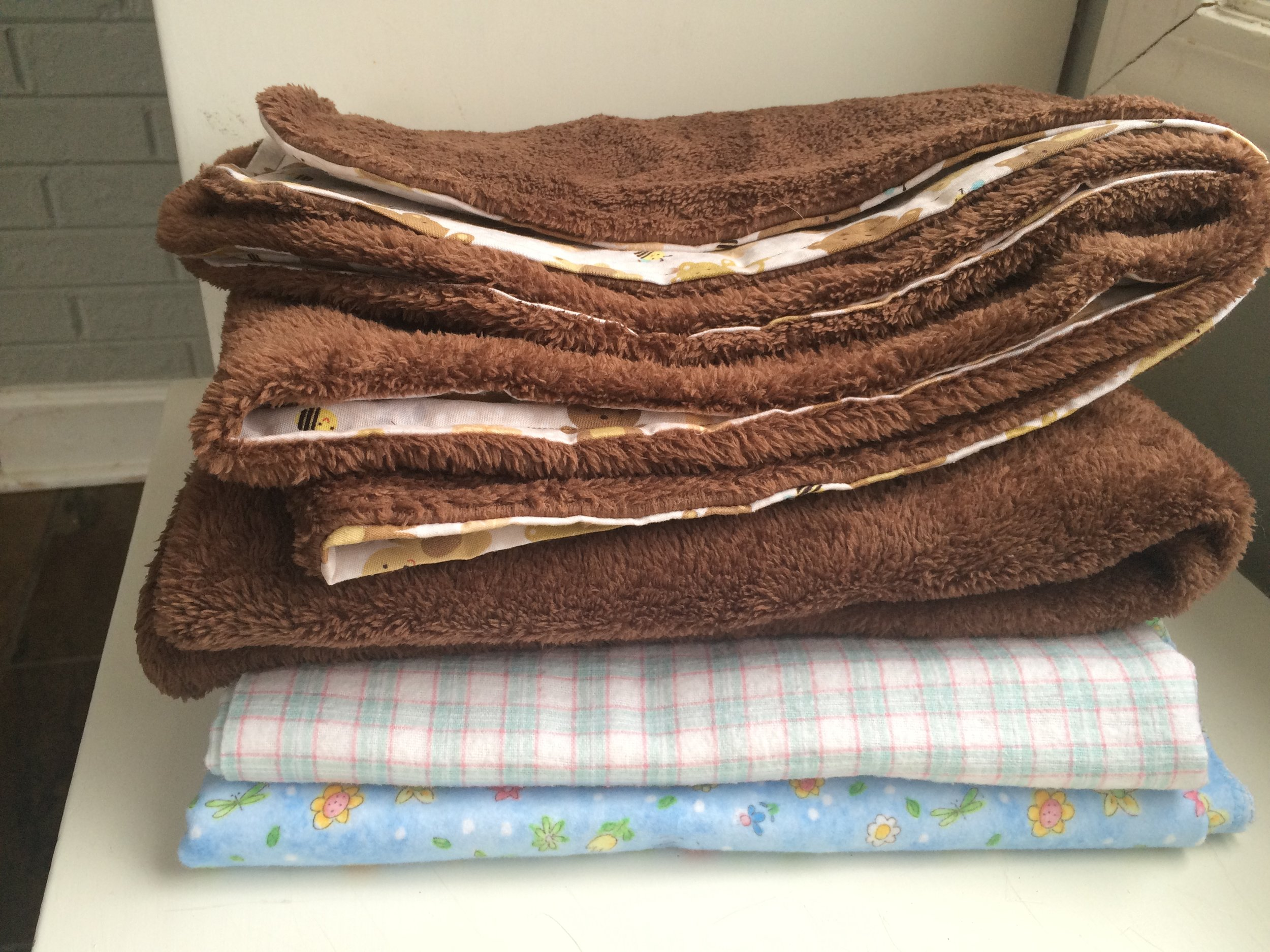 DIY Baby Blankets