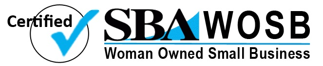 SBA Certified Woman Owned Small Business