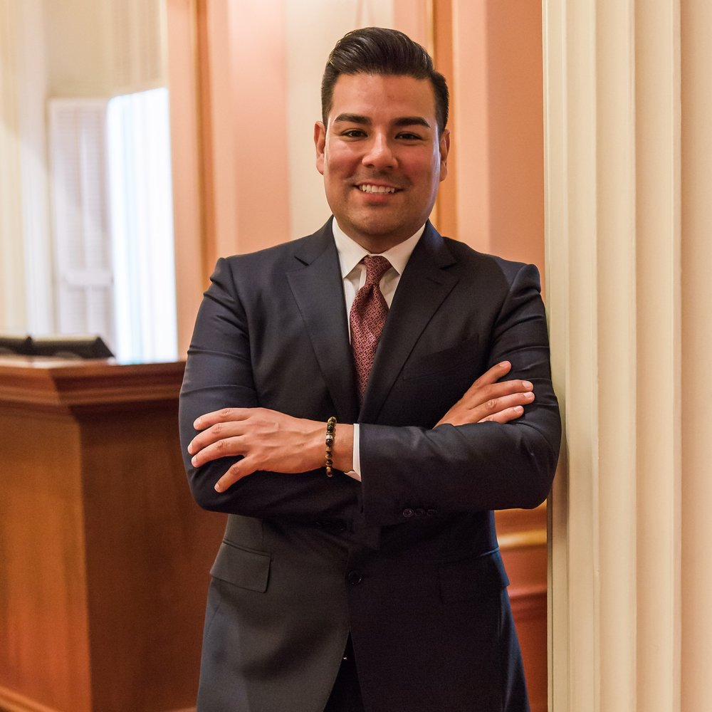 Ricardo Lara - CA State Senator & Vice-Chair, LGBT Legislative Caucus