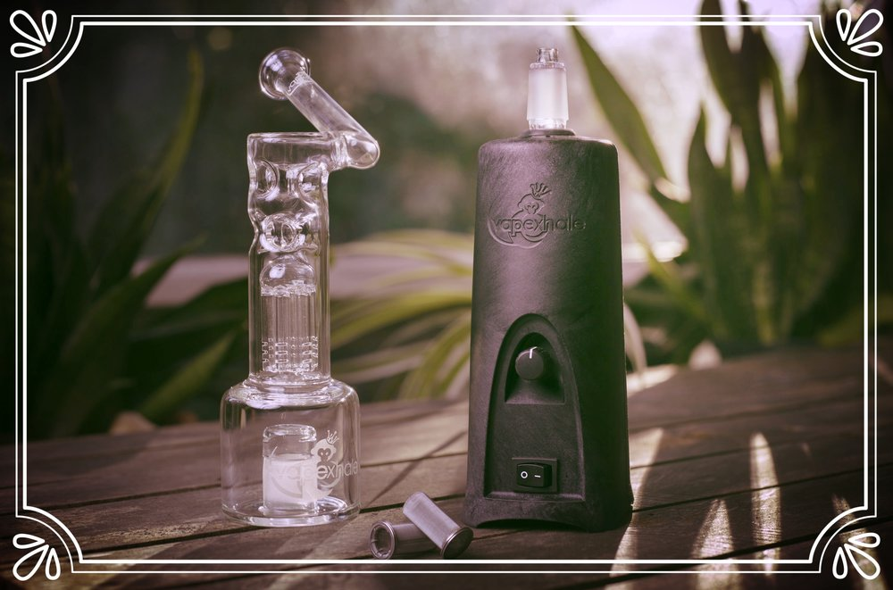 Enter to win a Vapexhale Starter Kit - ($450 VALUE)