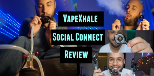 budznbeardz vapexhale connect review