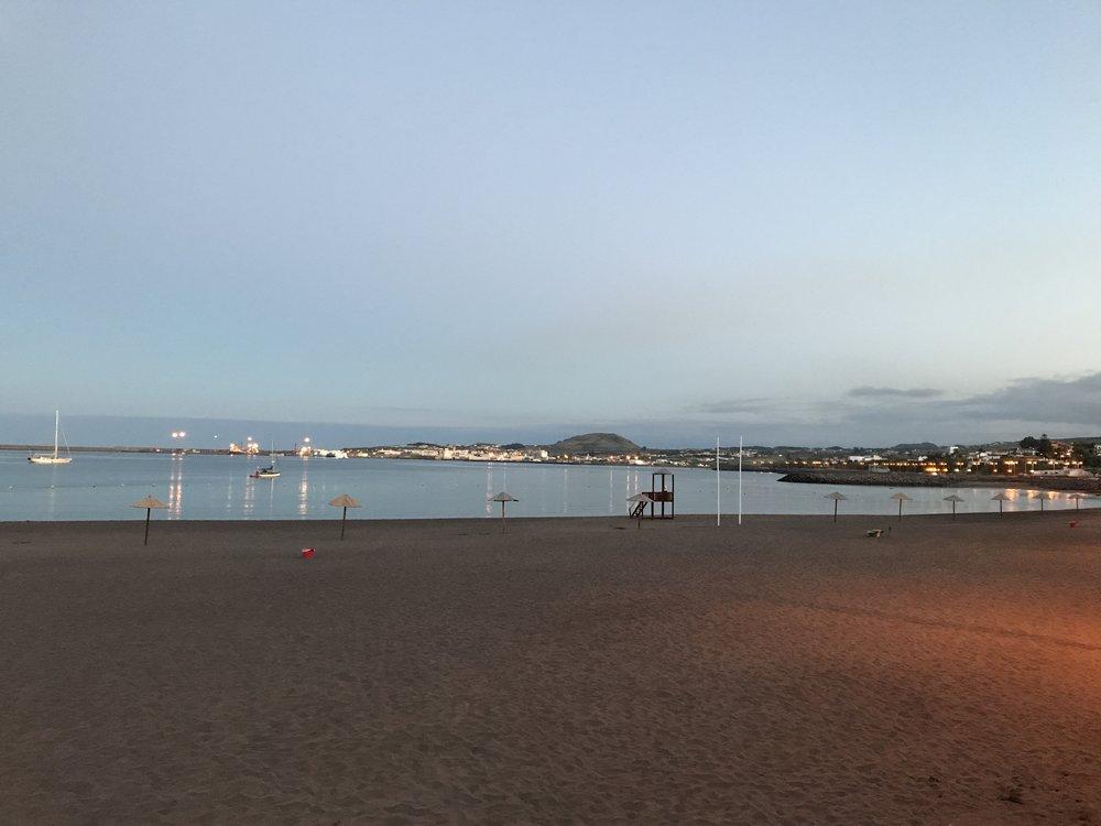 Pôr do Sol - Praia da Vitória