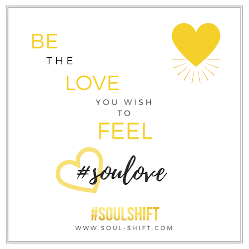 Be The Love You Wish To Feel