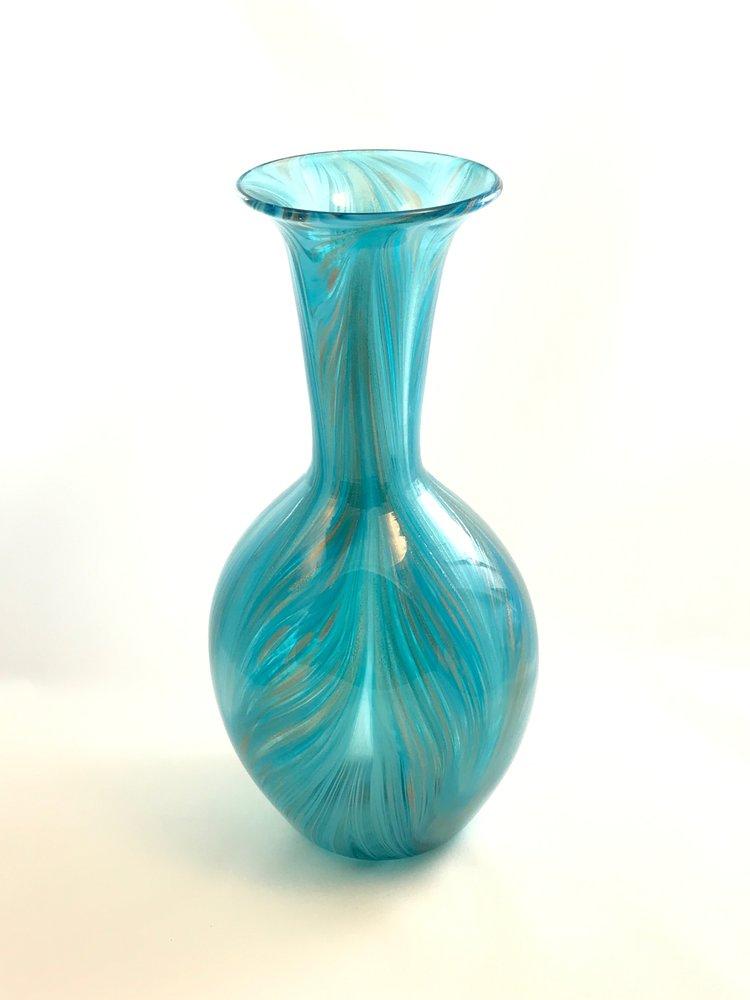 Genie In A Bottle Vase St Louisville Glass