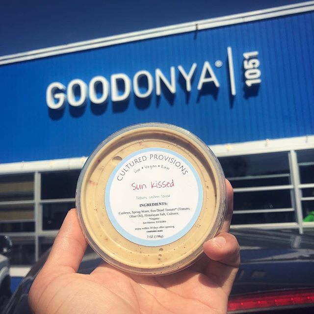 San Diego Friends!! If you need your vegan cheese fix during the week you can now find us @goodonyaorganic in Encinitas! Stock is limited so come grab yours while you can! #vegancheese #goodonya #organic #encinitas #vegan #sandiegovegan #fermentedfoods