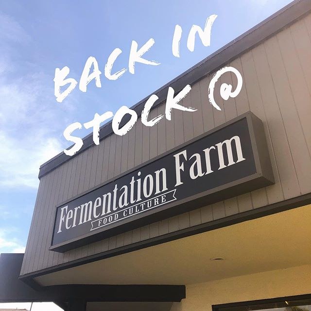 OC Friends, we just restocked @ferm.farm! Come get your Cultured Vegan Cheese! 🧀  #vegan #vegancheese #orangecounty #probiotics #paleo #veganfood #fermentation #fermentedfoods #healthyfood #raw #rawvegan