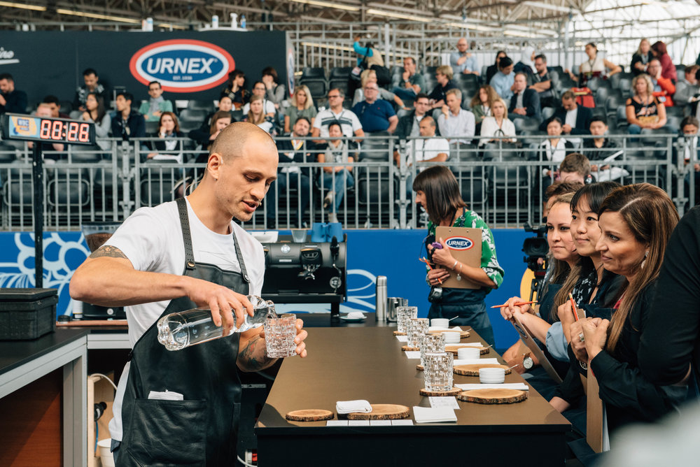 world coffee competitons - Learn more about the competitions coming to this year's WOC.