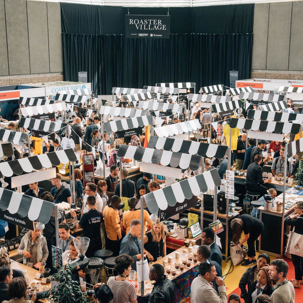 Roaster village - Explore and taste coffees produced and roasted by some of the best roasters in the industry.Apply to Participate