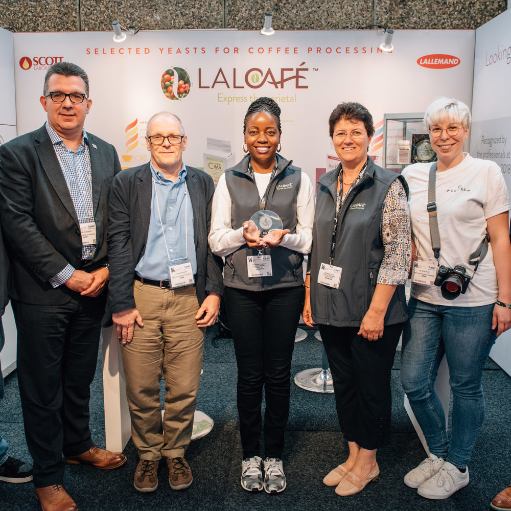 BEST NEW PRODUCT COMPETITION & DISPLAY - The Best New Product Competition and Display recognizes new products judged on their quality and value to the specialty coffee and tea industry. Award trophies are presented to the winners of exhibiting companies during World of Coffee.Submissions Open March 2019