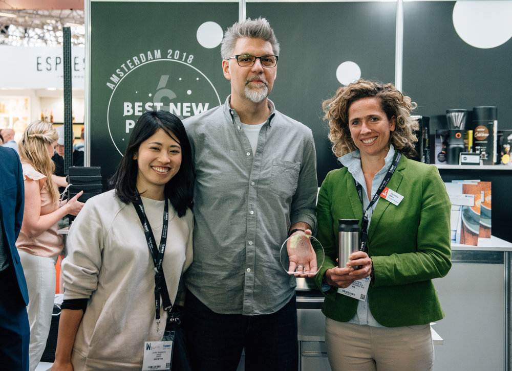 Category:  Coffee Accessories  Winner:  KINTO: Travel Tumbler