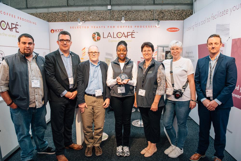 Category:  Open Class   Winner:  LALCAFÉ YEAST: LALCafé Intenso