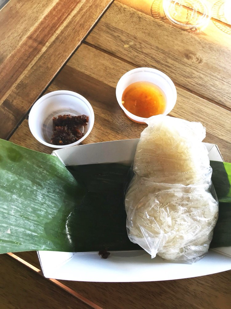 Sticky Rice (Picture by Angela @a_cuteangleeats)