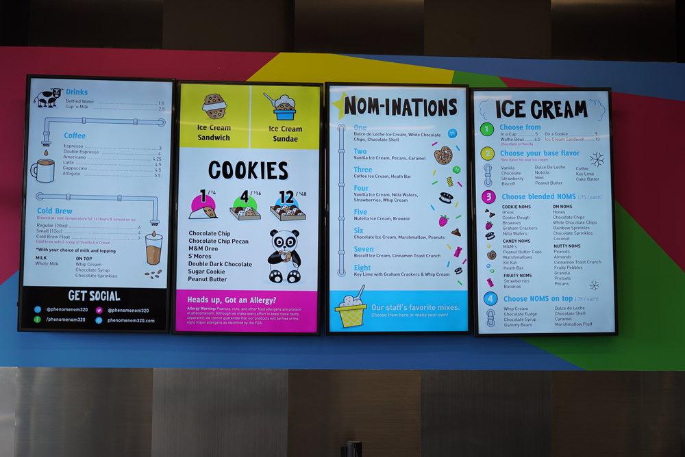 Phenomenom Cookies And Nitrogen Icecream Is Orlandos Newest Sweet