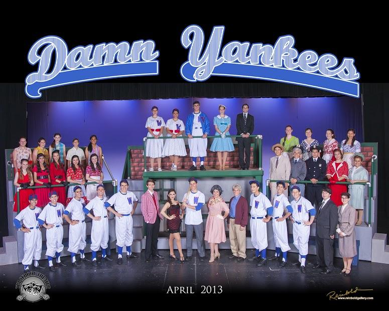61 2013 Cast Damn Yankees.jpg