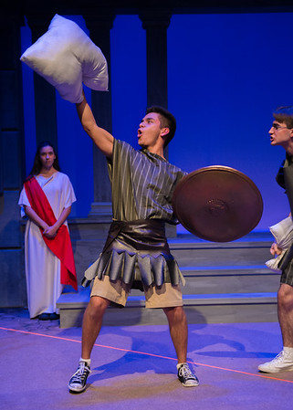 The Iliad, the Odyssey and all of Greek Mythology in 99 Minutes or Less