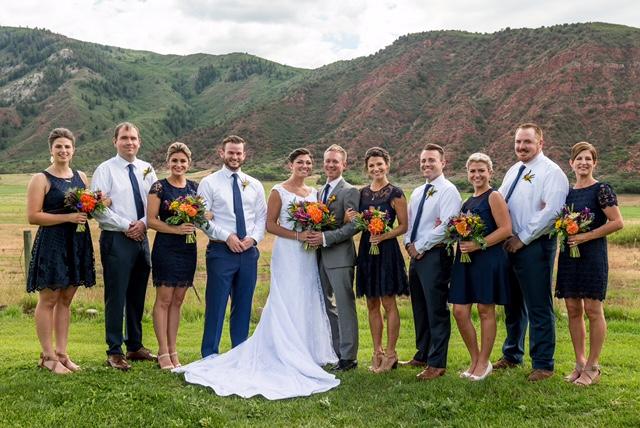 Aspen wedding wes fisher photography