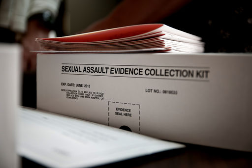 Rape Kit Backlog & Sexual Assault Survivors' Bill of Rights  |   Learn more.