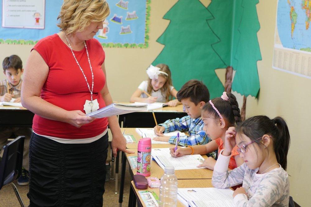 Elementary school - Grades 1-5