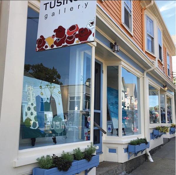 Tusinski Gallery, Rockport MA