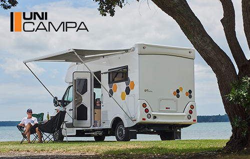 The UniCampa Motorhome Warranty will mean you can rest easy and enjoy yourself.