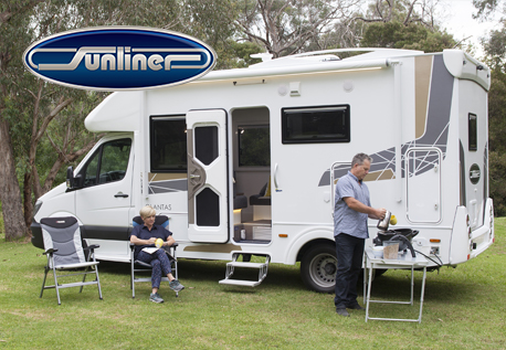 Living the Road Life brings opportunities and adventure. Sunliner gives you the luxury to travel in style.