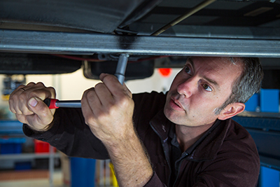 Our skilled technicians can help add to your Motorhome or RV.