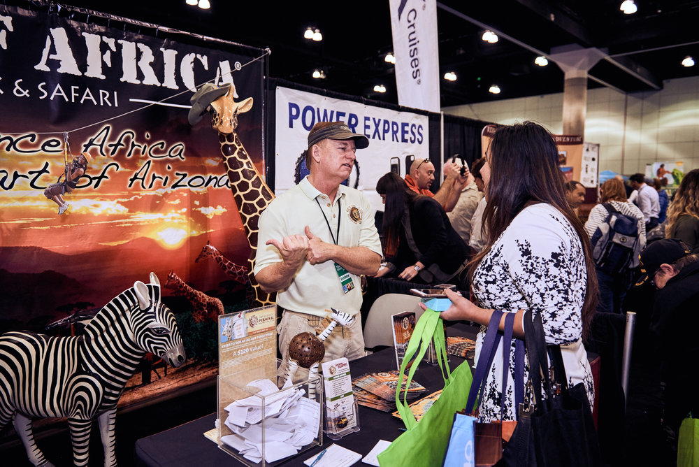 2017 Travel and Adventure Show