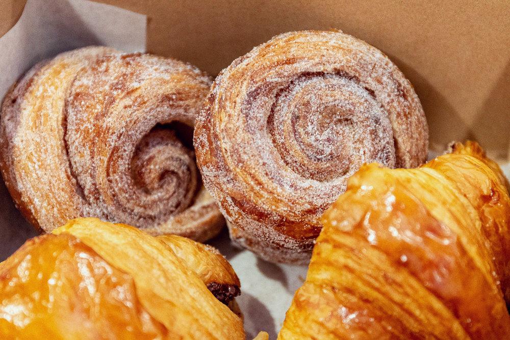 Proof Bakery morning bun