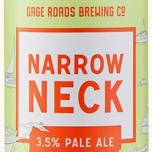 Gage Roads Narrow Neck Pale Ale - 3.5% | Mid $5 // Sch $8 // Pint $10