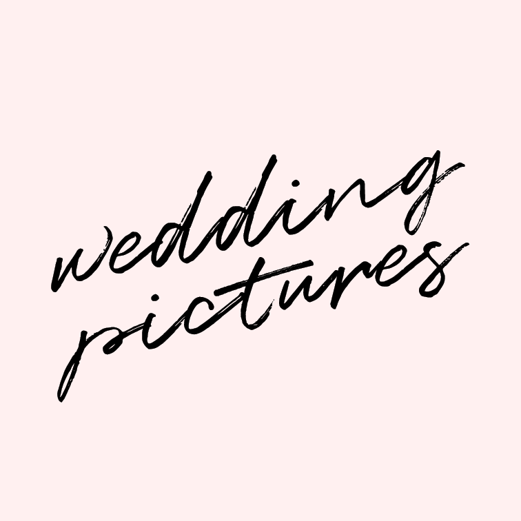 Print and frame wedding pictures.   I know, I know, I know. We only have ONE wedding picture hanging in our little apartment. It's time to hit the print button and buy some frames.