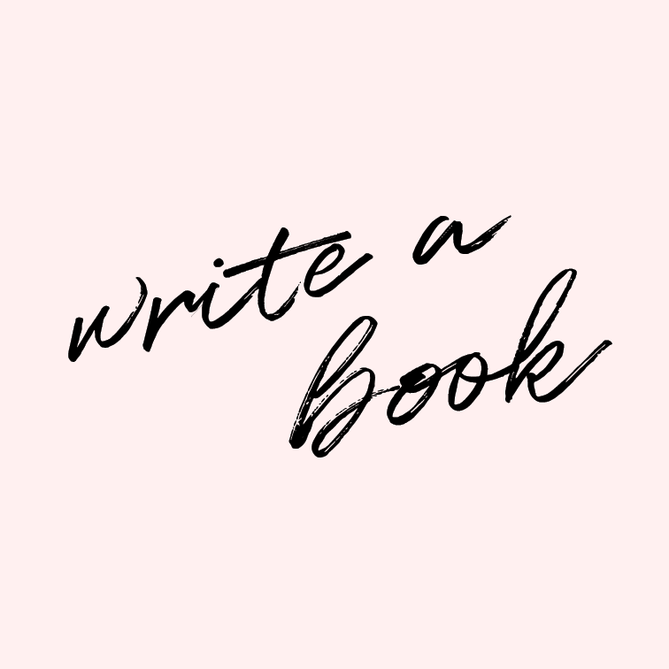 Write a book.   This goal is almost as old as I am. I love writing. I thrive on words. I wish I could eat them, that's how much I love them. (Weird, I know.) But writing a book? That just sweetens the deal. It may never be read by anyone but completing the act of writing it is a gift I need to give myself.