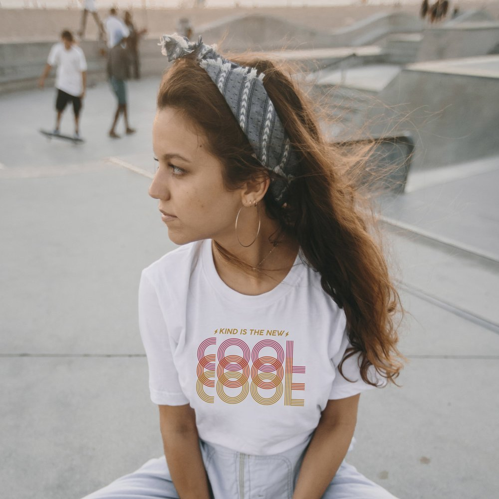 Kind is the New Cool Tee