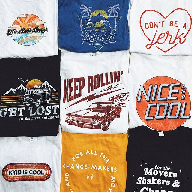 Just a couple of our favorite tees for fall 🤗