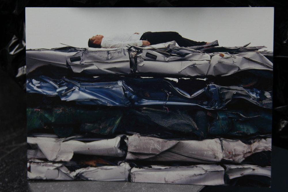 Photograph of postcard of Maria Friberg,  Still Lives #5 , 2006