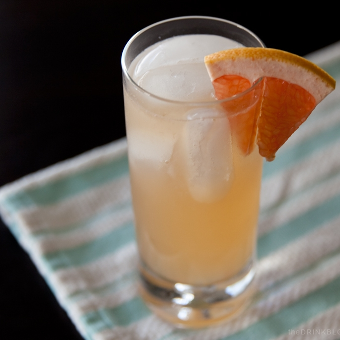 switchel tequila sunrise cocktail