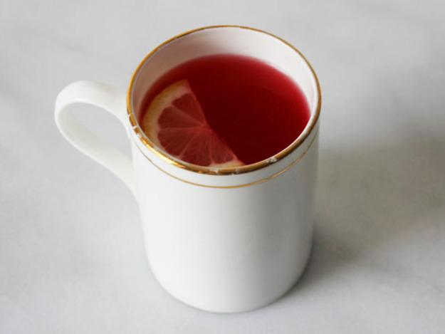 cranberry district switchel cocktail
