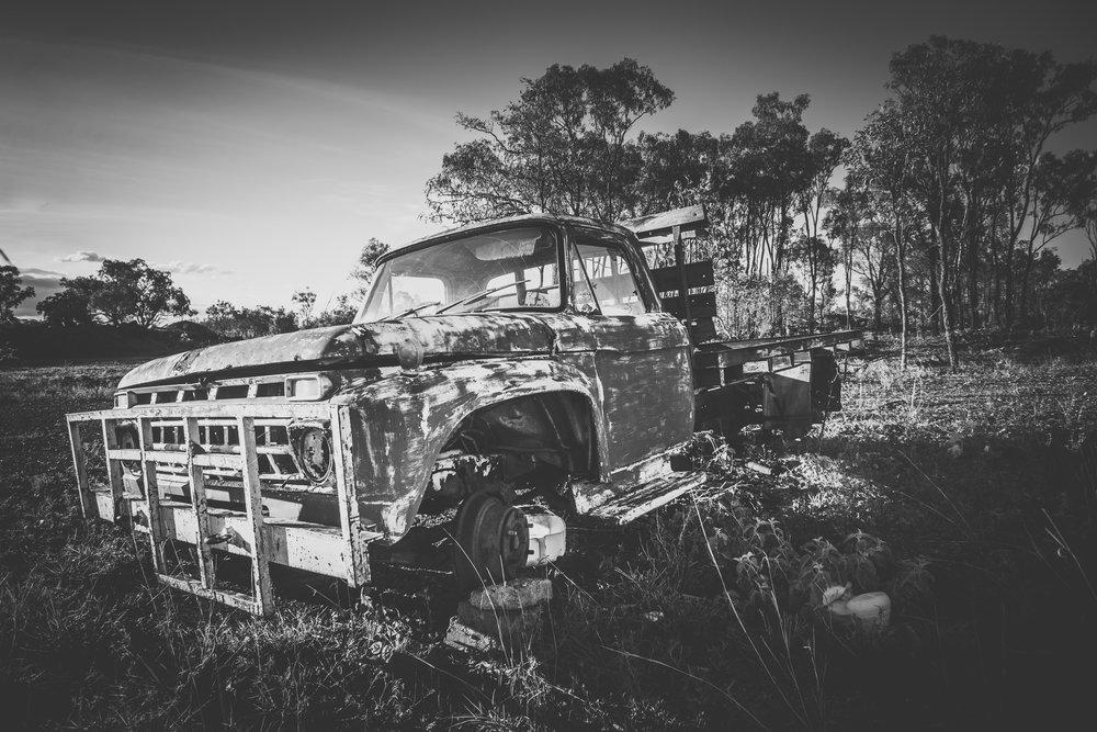 Lanscapes - Rural - Queensland - Relic - Old - Nostaligic.jpg