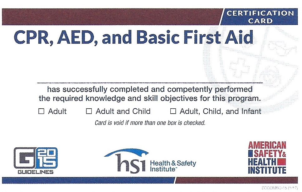Cpraed First Aid Sunshine Cpr